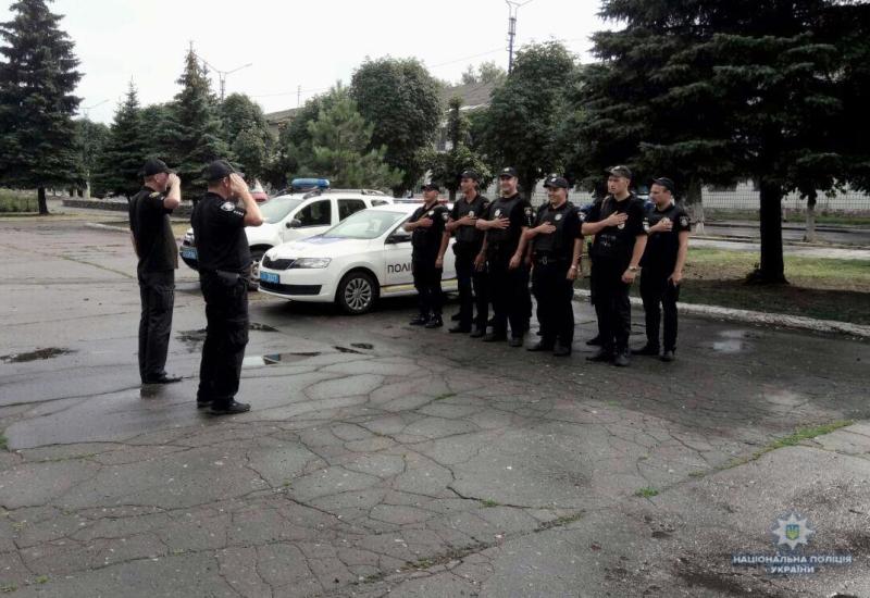 Вулиці  Добропілля під посиленою увагою поліції, фото-5