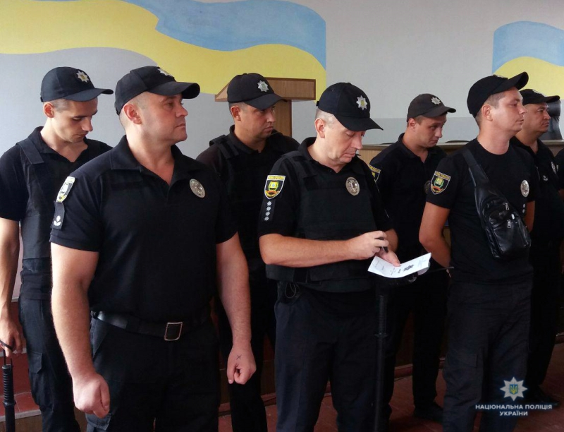 Вулиці  Добропілля під посиленою увагою поліції, фото-3