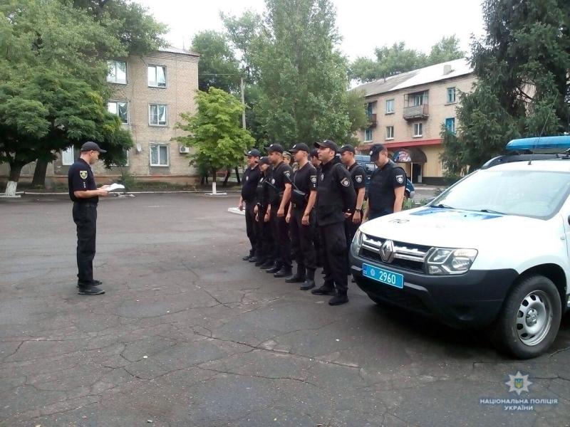 Вулиці  Добропілля під посиленою увагою поліції, фото-7