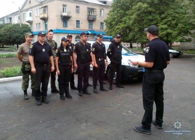 Вулиці  Добропілля під посиленою увагою поліції, фото-8