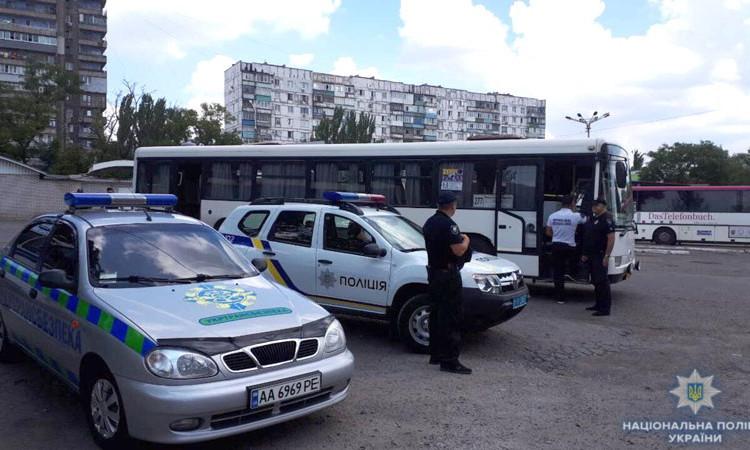 На Донеччині посилено превентивні заходи з метою не допущення вчинення дорожньо-транспортних пригод, фото-1