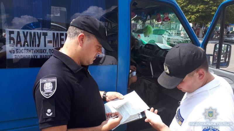 На Донеччині посилено превентивні заходи з метою не допущення вчинення дорожньо-транспортних пригод, фото-3