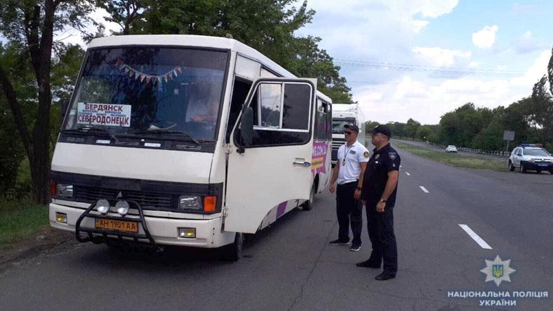 На Донеччині посилено превентивні заходи з метою не допущення вчинення дорожньо-транспортних пригод, фото-6