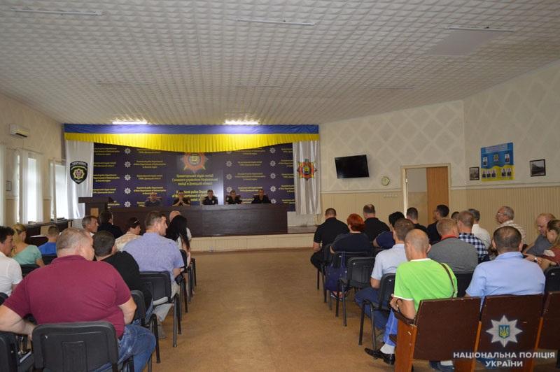 На Донеччині визначено напрямки співпраці поліції та перевізників регіону з метою попередження ДТП, фото-10