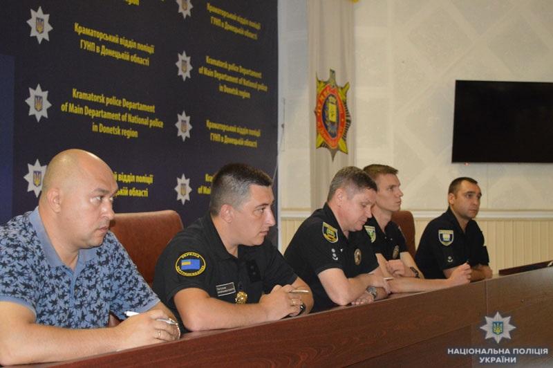 На Донеччині визначено напрямки співпраці поліції та перевізників регіону з метою попередження ДТП, фото-4