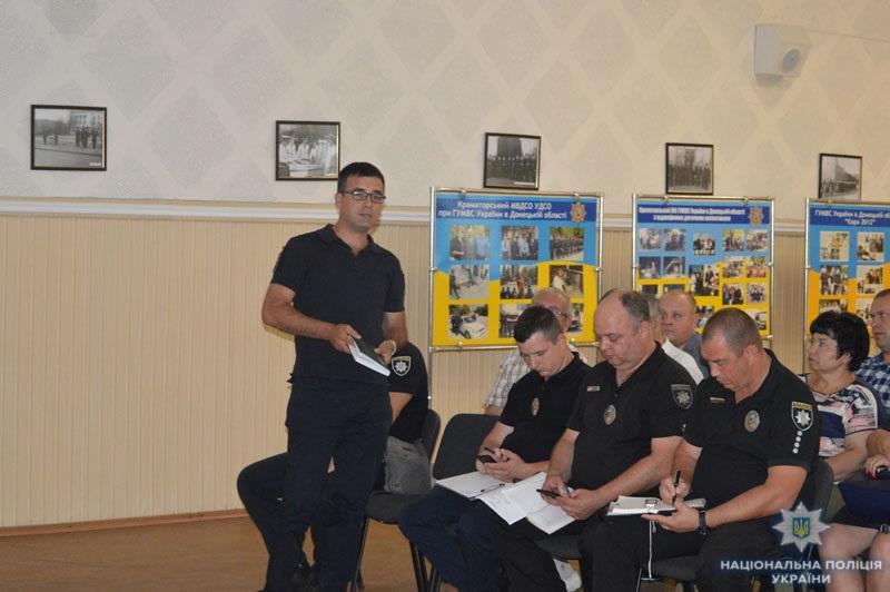 На Донеччині визначено напрямки співпраці поліції та перевізників регіону з метою попередження ДТП, фото-5