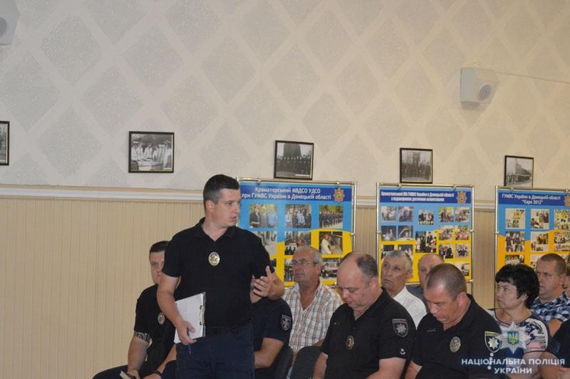 На Донеччині визначено напрямки співпраці поліції та перевізників регіону з метою попередження ДТП, фото-9