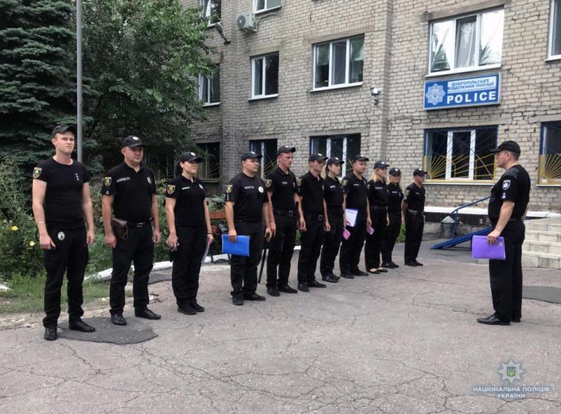 Вулиці населених пунктів Покровської оперзони під посиленою увагою поліції, фото-4