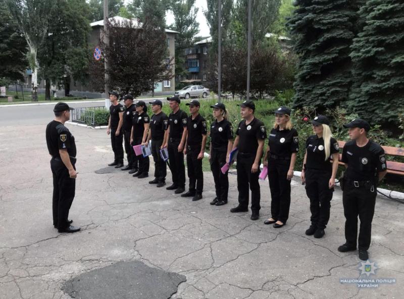 Вулиці населених пунктів Покровської оперзони під посиленою увагою поліції, фото-5