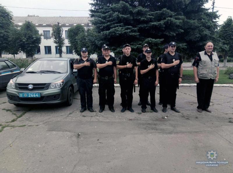 Вулиці населених пунктів Покровської оперзони під посиленою увагою поліції, фото-6