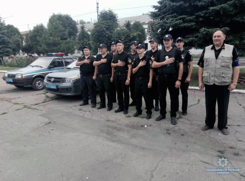 Вулиці населених пунктів Покровської оперзони під посиленою увагою поліції, фото-7
