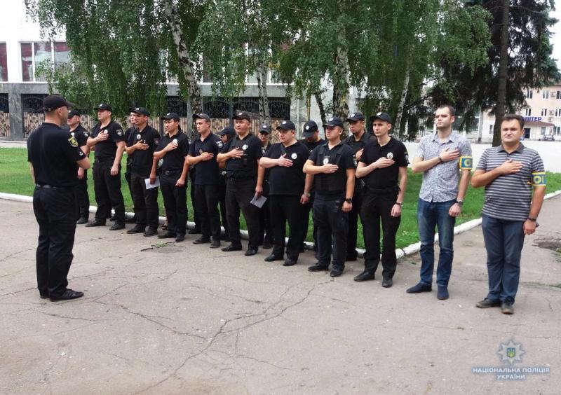 Вулиці населених пунктів Покровської оперзони під посиленою увагою поліції, фото-2