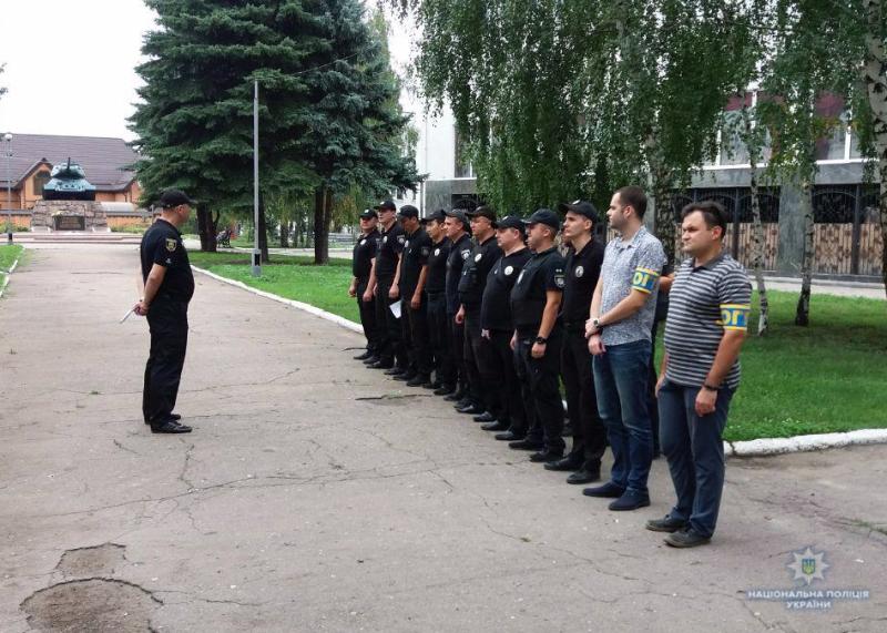 Вулиці населених пунктів Покровської оперзони під посиленою увагою поліції, фото-1