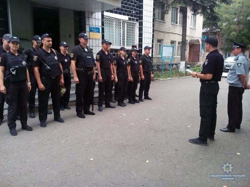 Вулиці населених пунктів Покровської оперзони під посиленою увагою поліції, фото-8