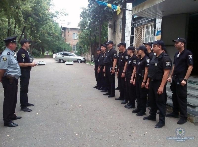 Вулиці населених пунктів Покровської оперзони під посиленою увагою поліції, фото-9