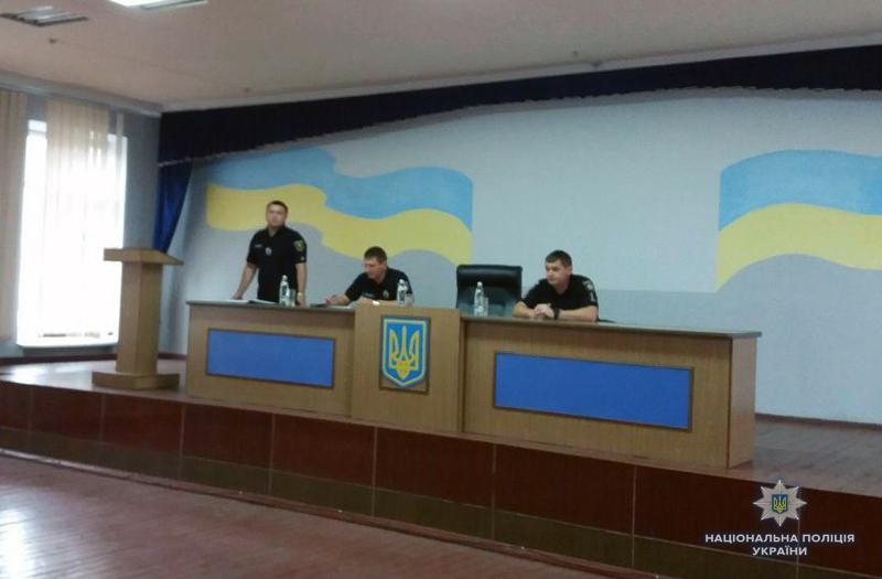 В Покровському відділі поліції призначений новий начальник слідчого відділу, фото-3