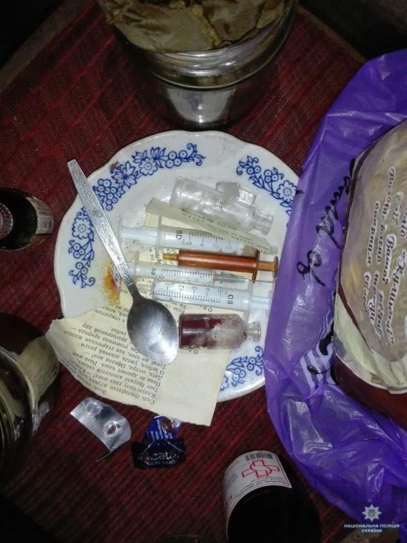 В Доброполье полицейские разоблачили наркопритон, фото-2