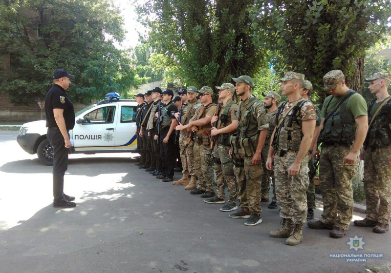 Поліція Добропілля готова забезпечити безпеку мешканців протягом вихідних, фото-9