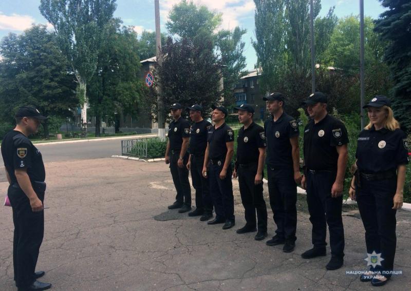 Поліція Добропілля готова забезпечити безпеку мешканців протягом вихідних, фото-8