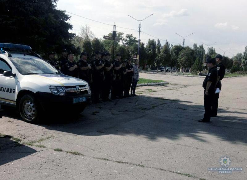 Поліція Добропілля готова забезпечити безпеку мешканців протягом вихідних, фото-6