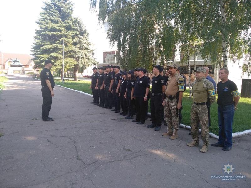 Поліція Добропілля готова забезпечити безпеку мешканців протягом вихідних, фото-1