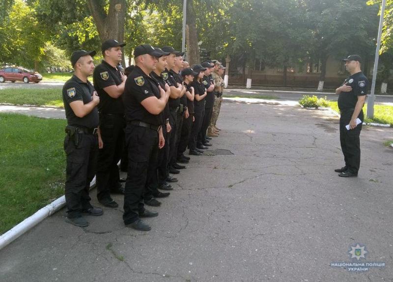 Поліція Добропілля готова забезпечити безпеку мешканців протягом вихідних, фото-2