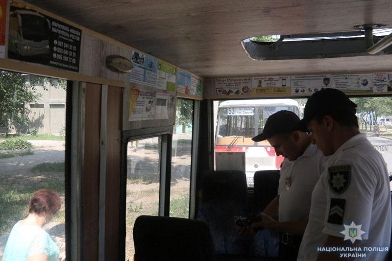 Безпека пасажирських перевезень: за два тижні поліція Донеччини притягнула до відповідальності 167 водіїв-порушників, фото-2
