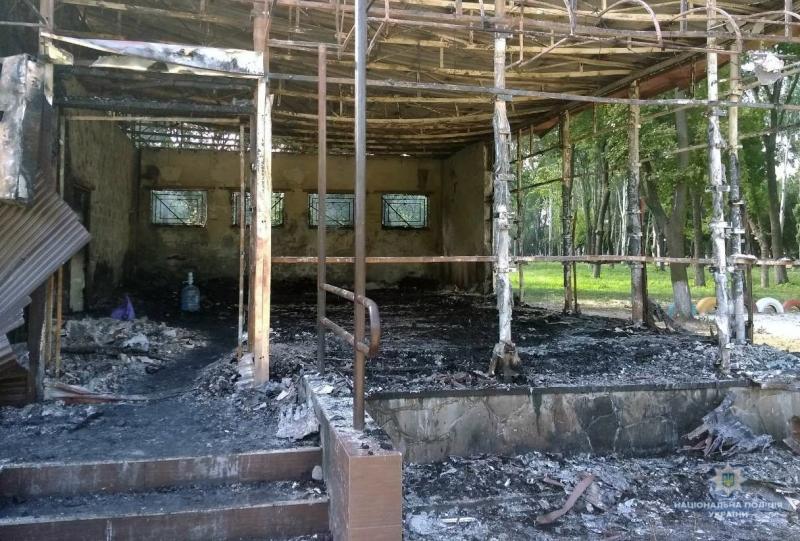 Пожар в одном из кафе Покровска: правоохранителями названа предварительная причина возгорания, фото-2