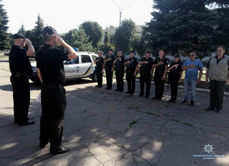 Поліція Покровської оперзони готова забезпечити безпеку мешканців протягом вихідних , фото-6
