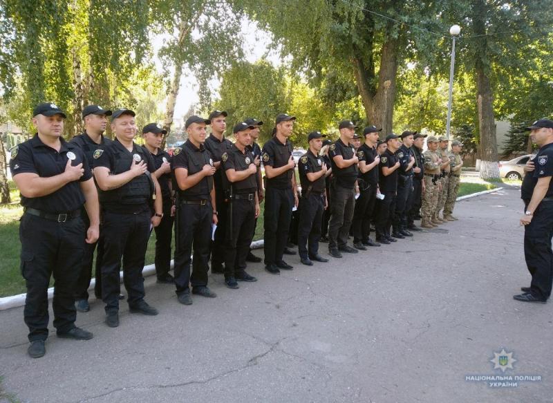 Поліція Покровської оперзони готова забезпечити безпеку мешканців протягом вихідних , фото-1