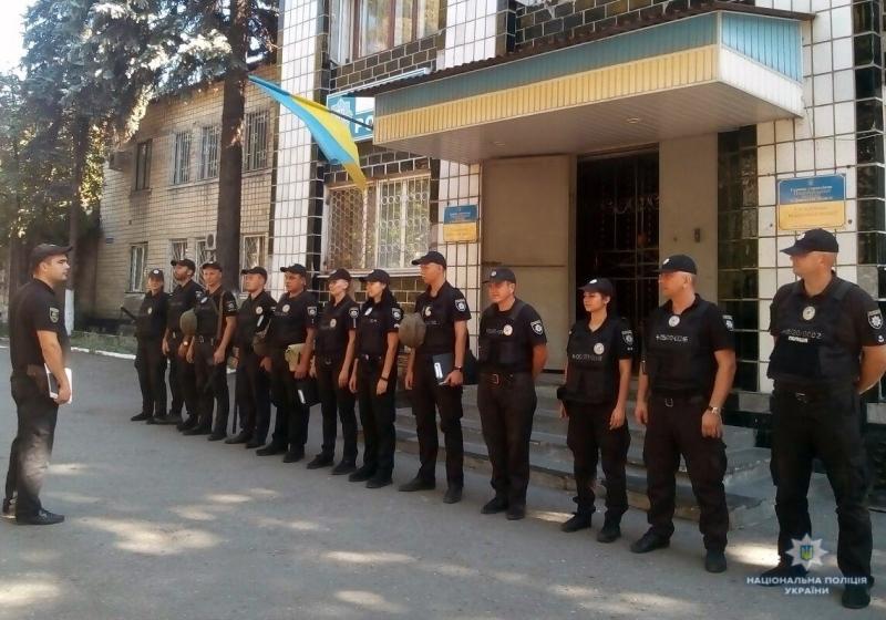 Поліція Покровської оперзони готова забезпечити безпеку мешканців протягом вихідних , фото-8