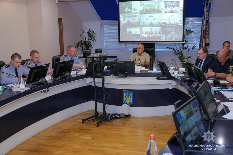 Поліція профілактуватиме ДТП, посиливши адміністративну практику у цій сфері – Сергій Князєв, фото-1