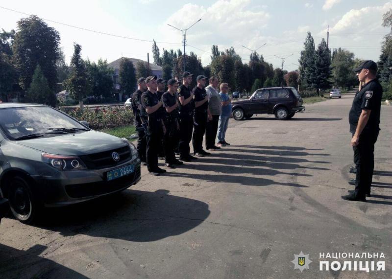 Поліція Добропілля готова забезпечити безпеку мешканців протягом вихідних, фото-4