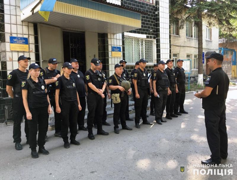 Поліція Добропілля готова забезпечити безпеку мешканців протягом вихідних, фото-5