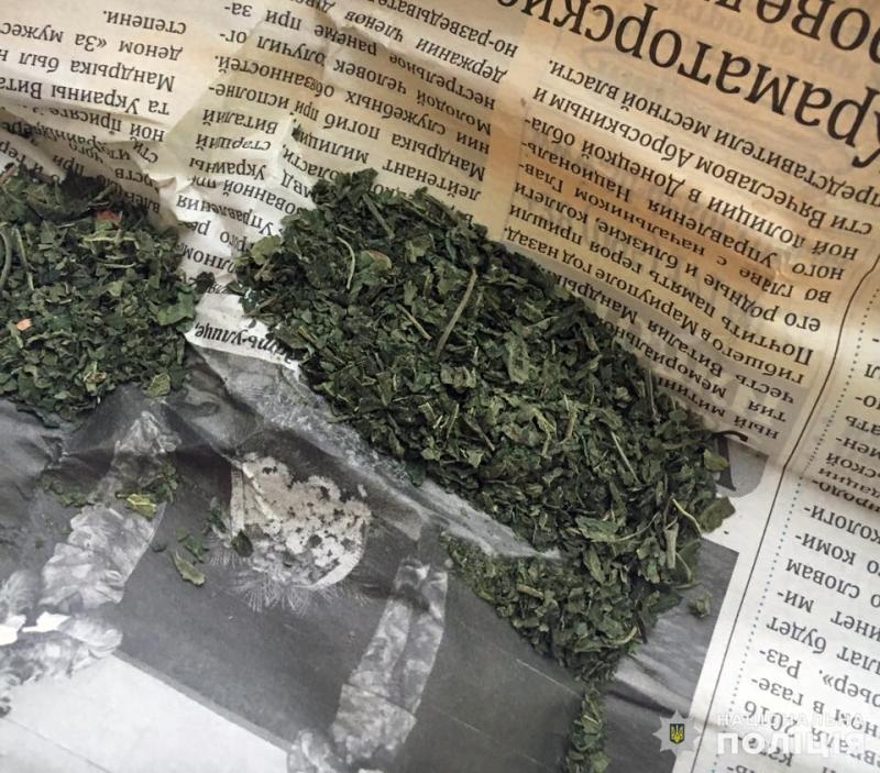 На вихідних правоохоронці вилучили наркотичні речовини у мешканців Покровська та Мирнограду, фото-2