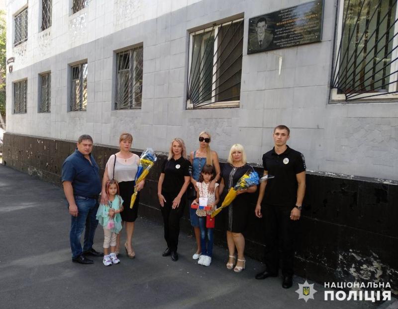 У Покровському відділі поліції вшанували пам'ять загиблих колег, фото-4