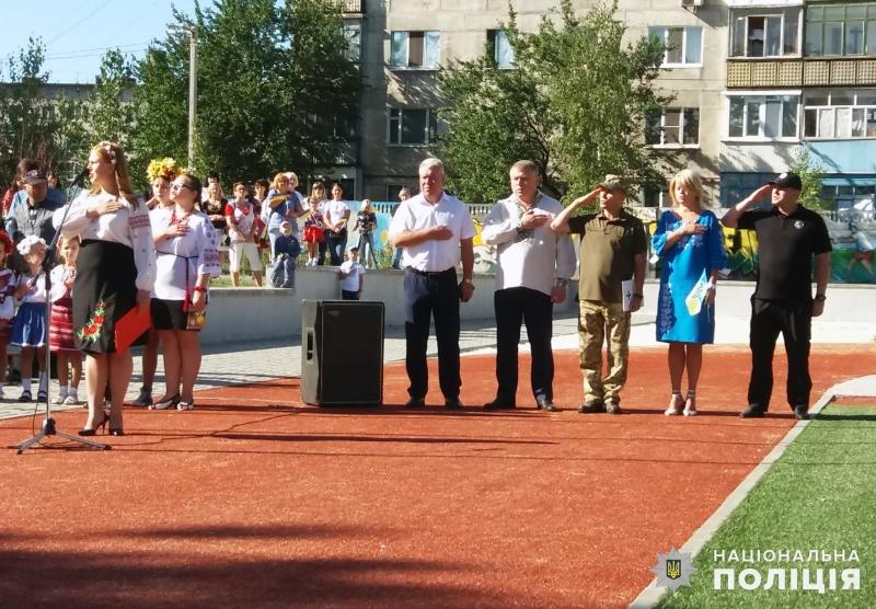 У Покровську відбулися урочисті заходи з нагоди святкування Дня Державного Прапору України, фото-4