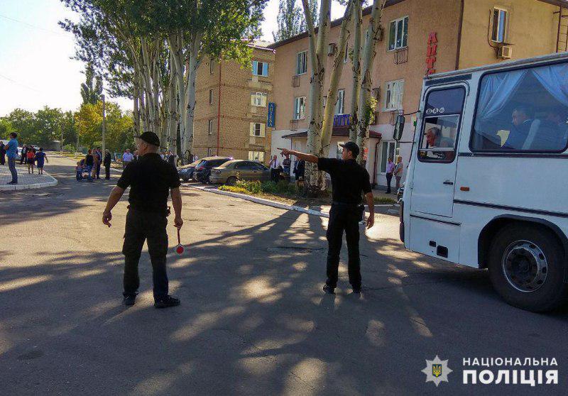 Особовий склад Покровського відділу поліції переведено на посилений варіант несення служби, фото-2