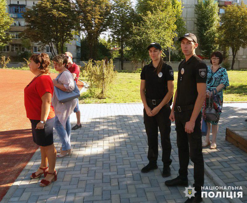 Особовий склад Покровського відділу поліції переведено на посилений варіант несення служби, фото-3