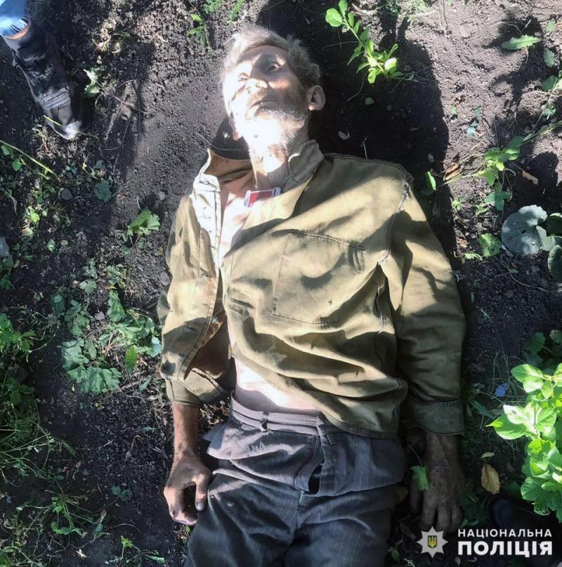 В Покровске полиция просит помощи в опознании найденного трупа, фото-1