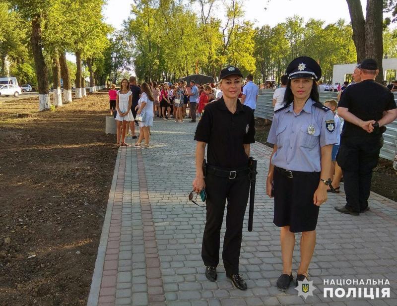 Поліцейські Покровської оперзони забезпечили правопорядок під час святкових днів, фото-6