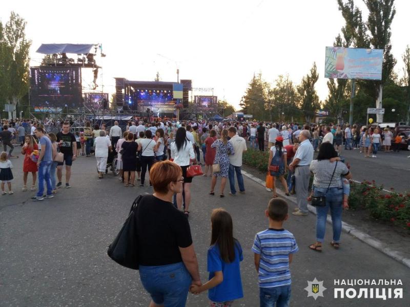 Поліцейські Покровської оперзони забезпечили правопорядок під час святкових днів, фото-1