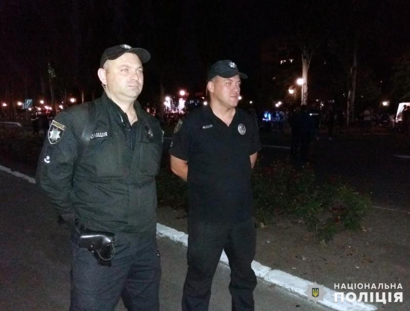 Поліцейські Покровської оперзони забезпечили правопорядок під час святкових днів, фото-9
