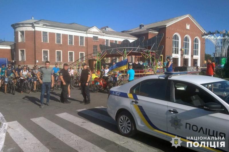 Поліцейські Покровської оперзони забезпечили правопорядок під час святкових днів, фото-11