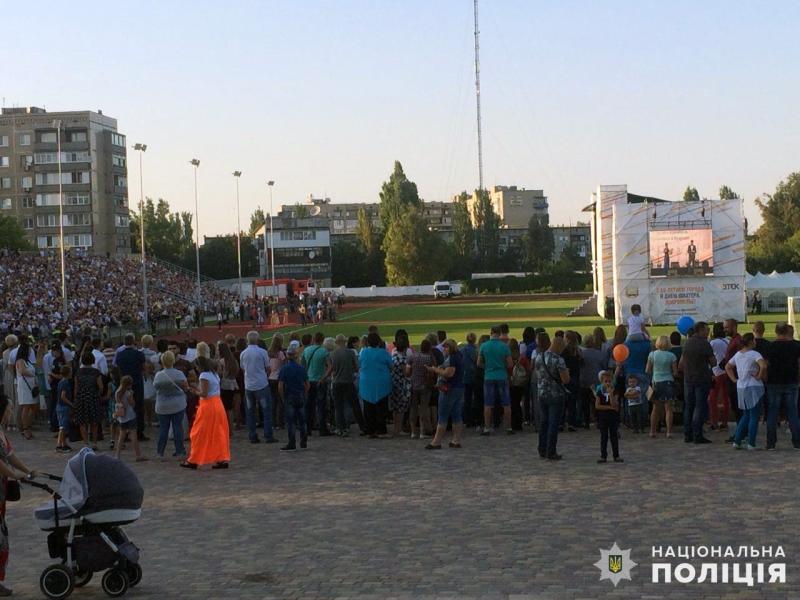 Поліцейські Покровської оперзони забезпечили правопорядок під час святкових днів, фото-13