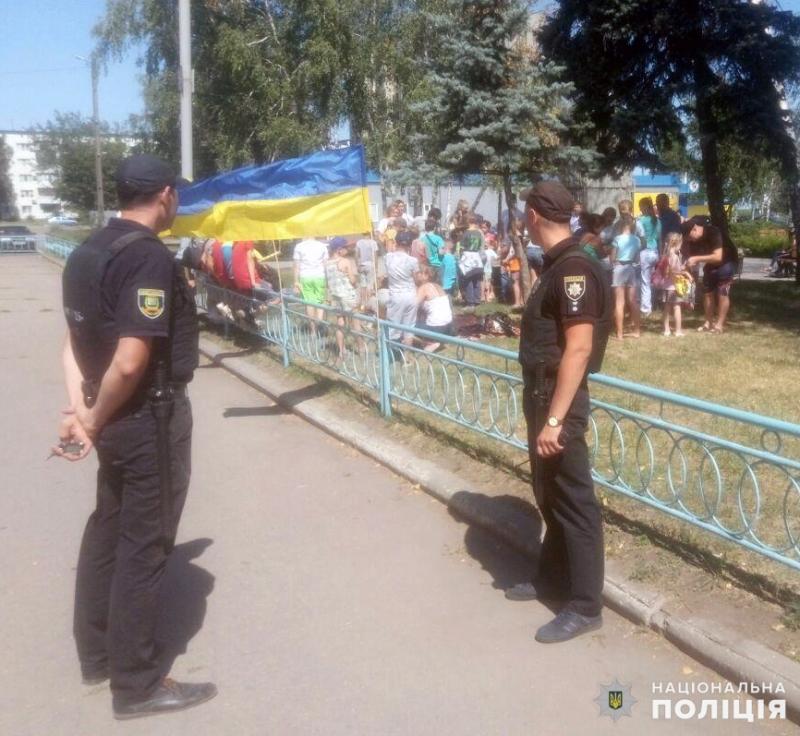 Поліцейські Покровської оперзони забезпечили правопорядок під час святкових днів, фото-15