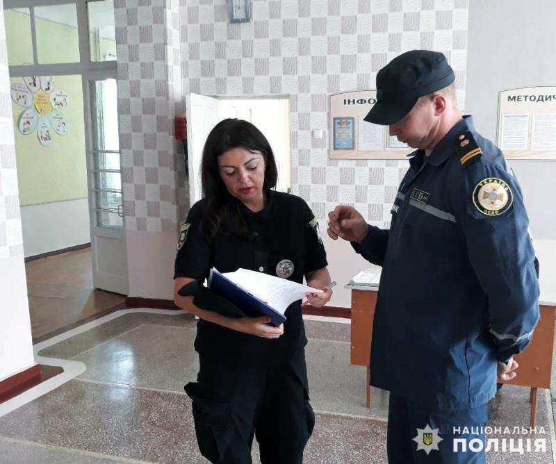У Покровську перевірили безпеку навчальних закладів перед початком занять, фото-8