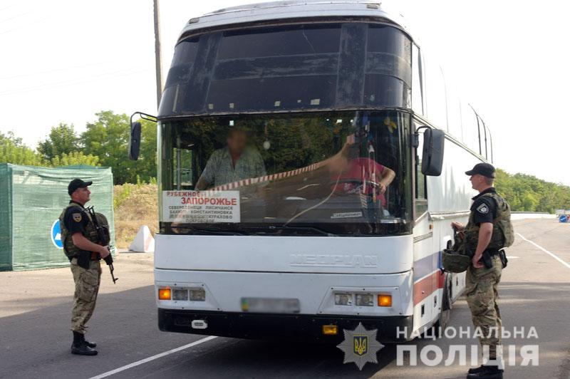 За тиждень в рамках проведення операції об'єднаних сил на блокпостах Донеччини припинено більше 70 правопорушень, фото-3