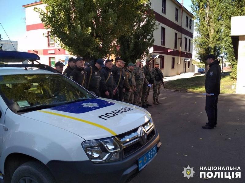 Поліція Покровська та Мирнограда готова забезпечити безпеку мешканців протягом вихідних, фото-1