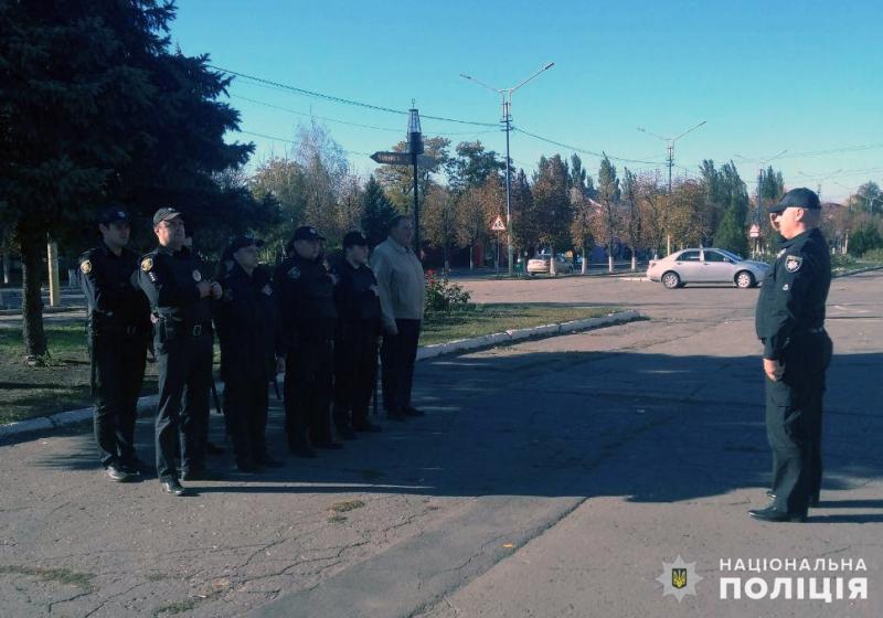 Поліція Покровська та Мирнограда готова забезпечити безпеку мешканців протягом вихідних, фото-4